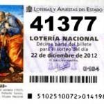 LOTERÍA DE NAVIDAD 2013